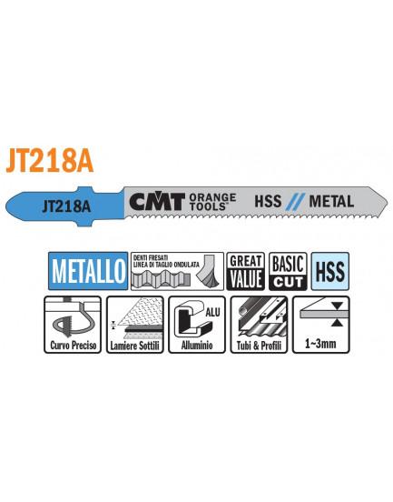 Metallo JT218A