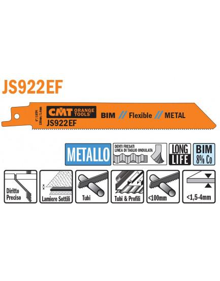 Metallo JS922EF