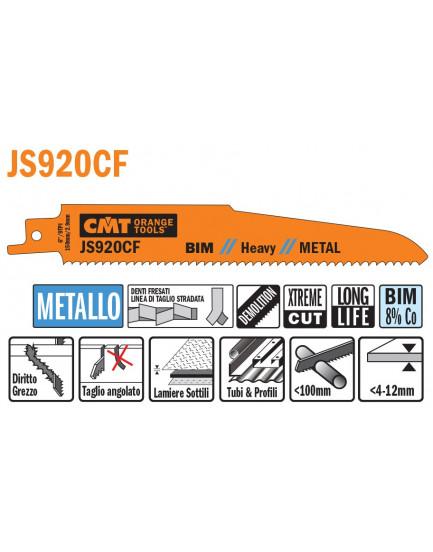 Metallo JS920CF