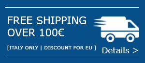 Shipping banner Italy and EU Areas
